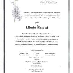 Libuše Šímová