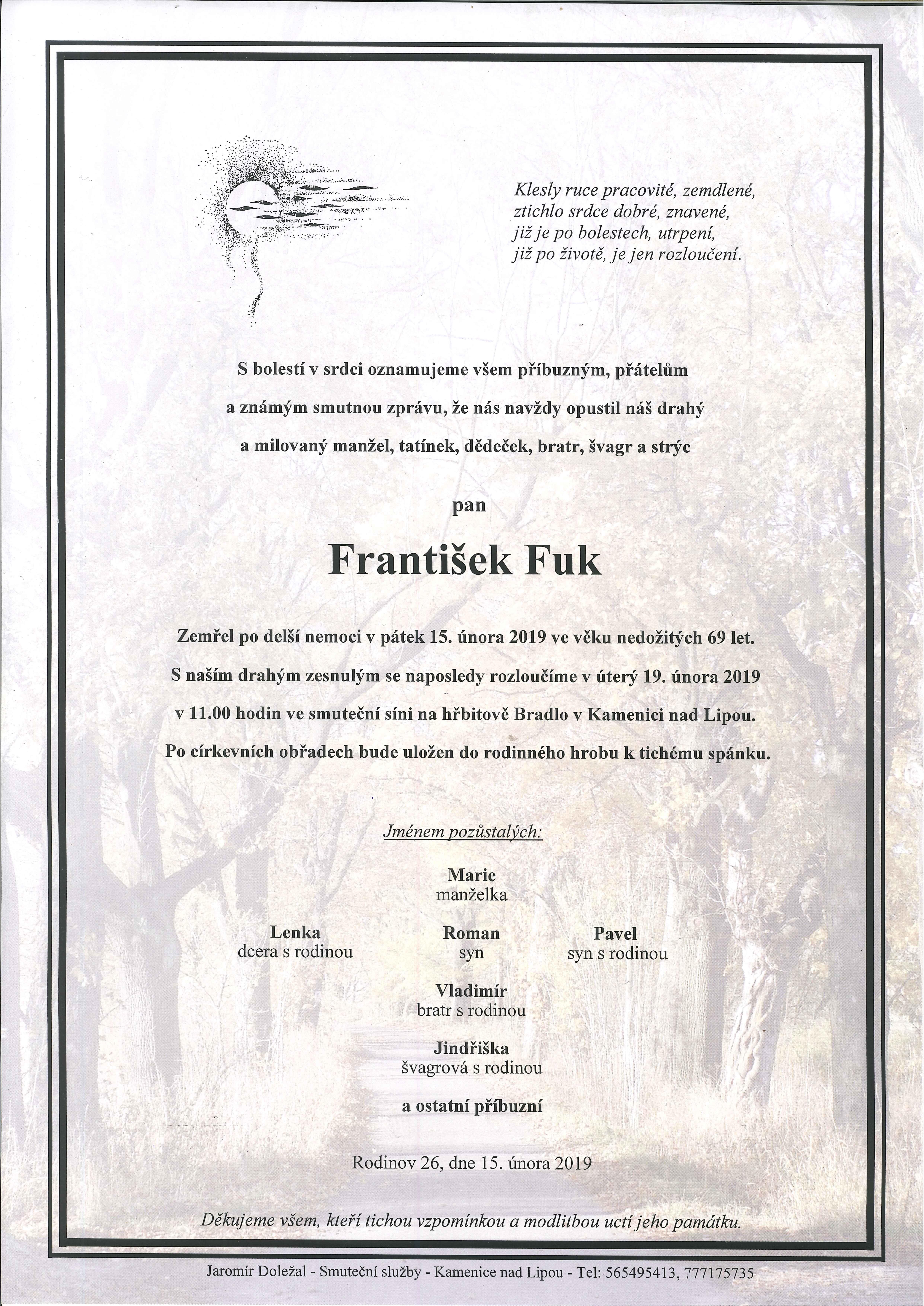 František Fuk