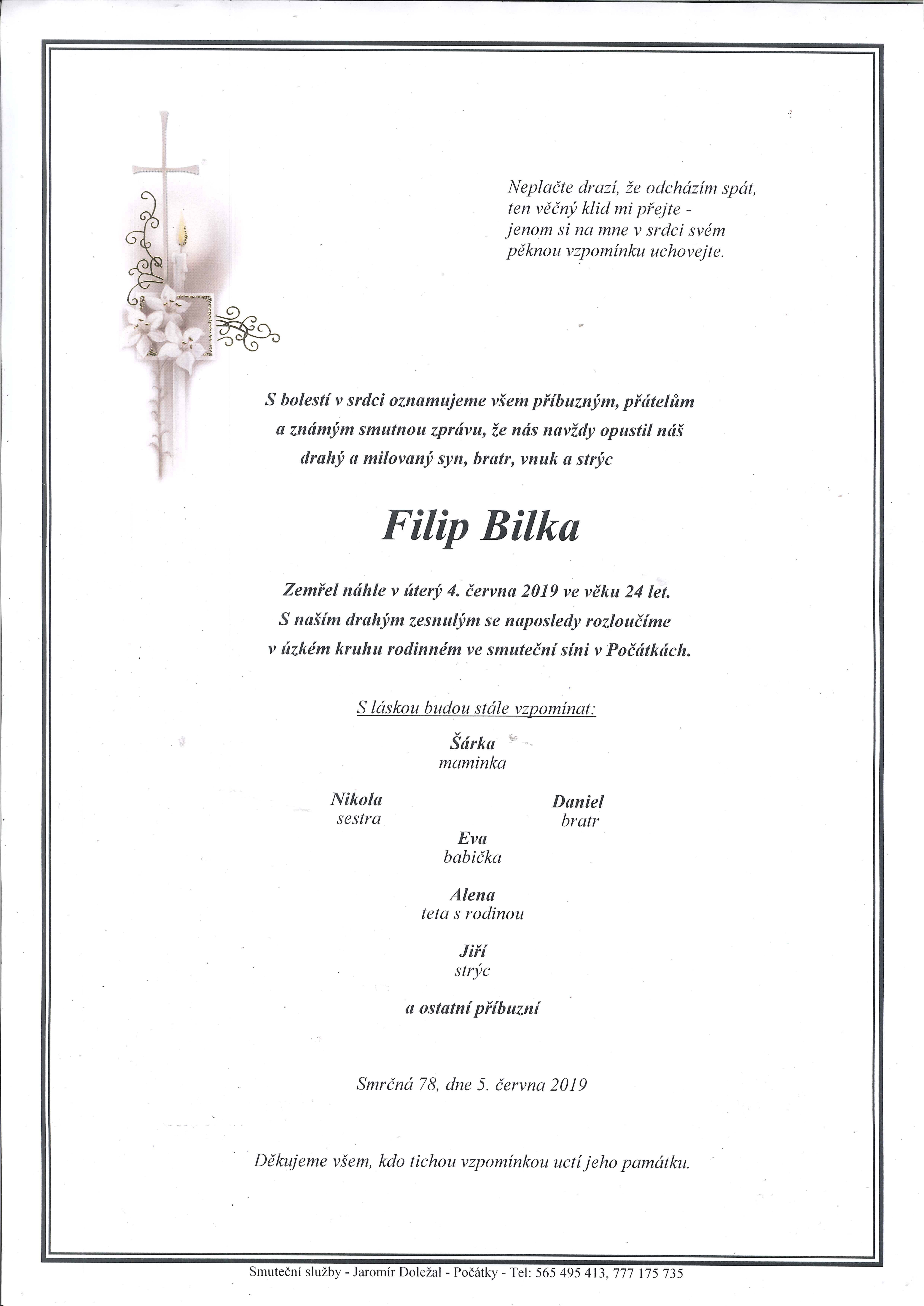 Filip Bilka