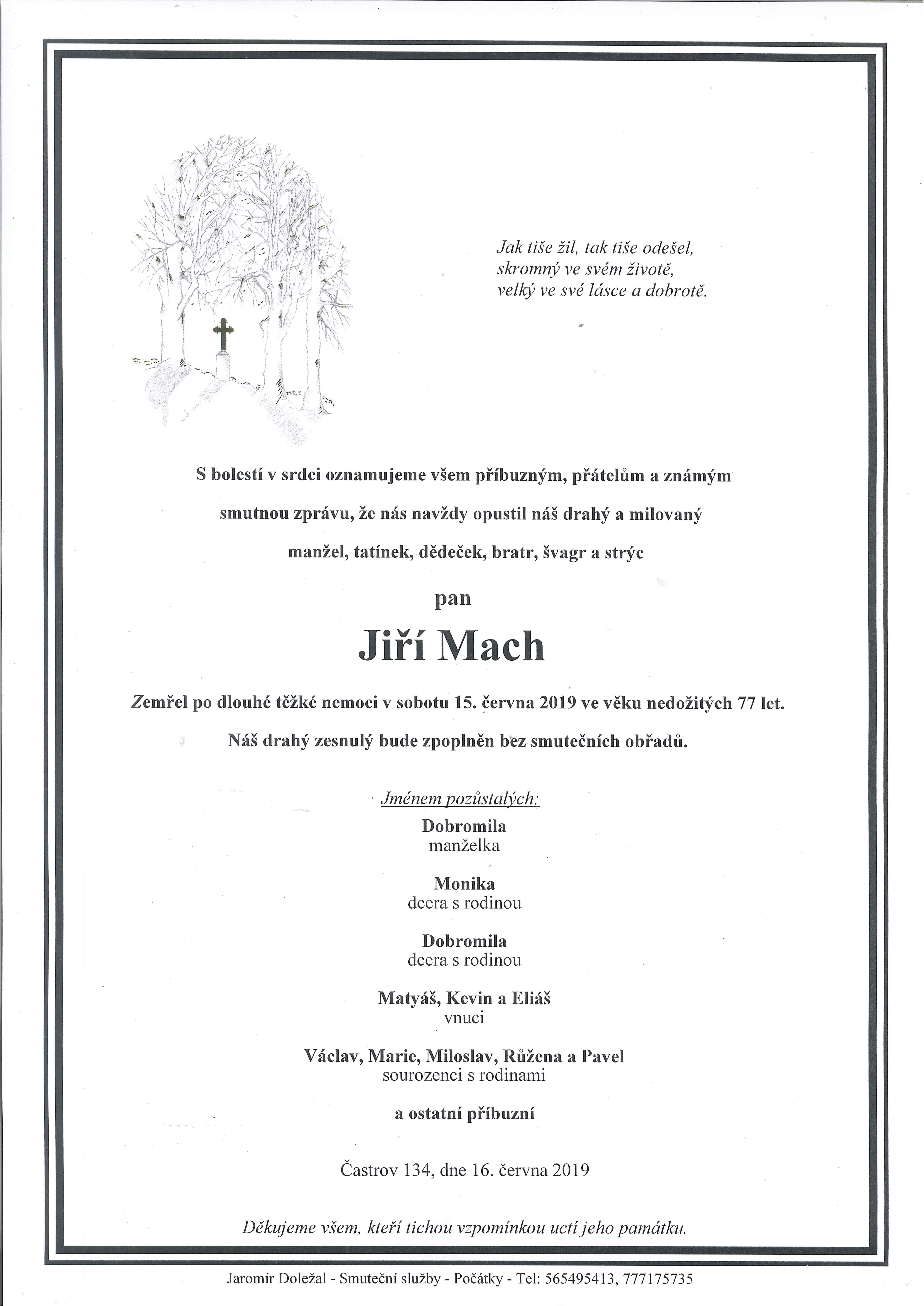 Jiří Mach