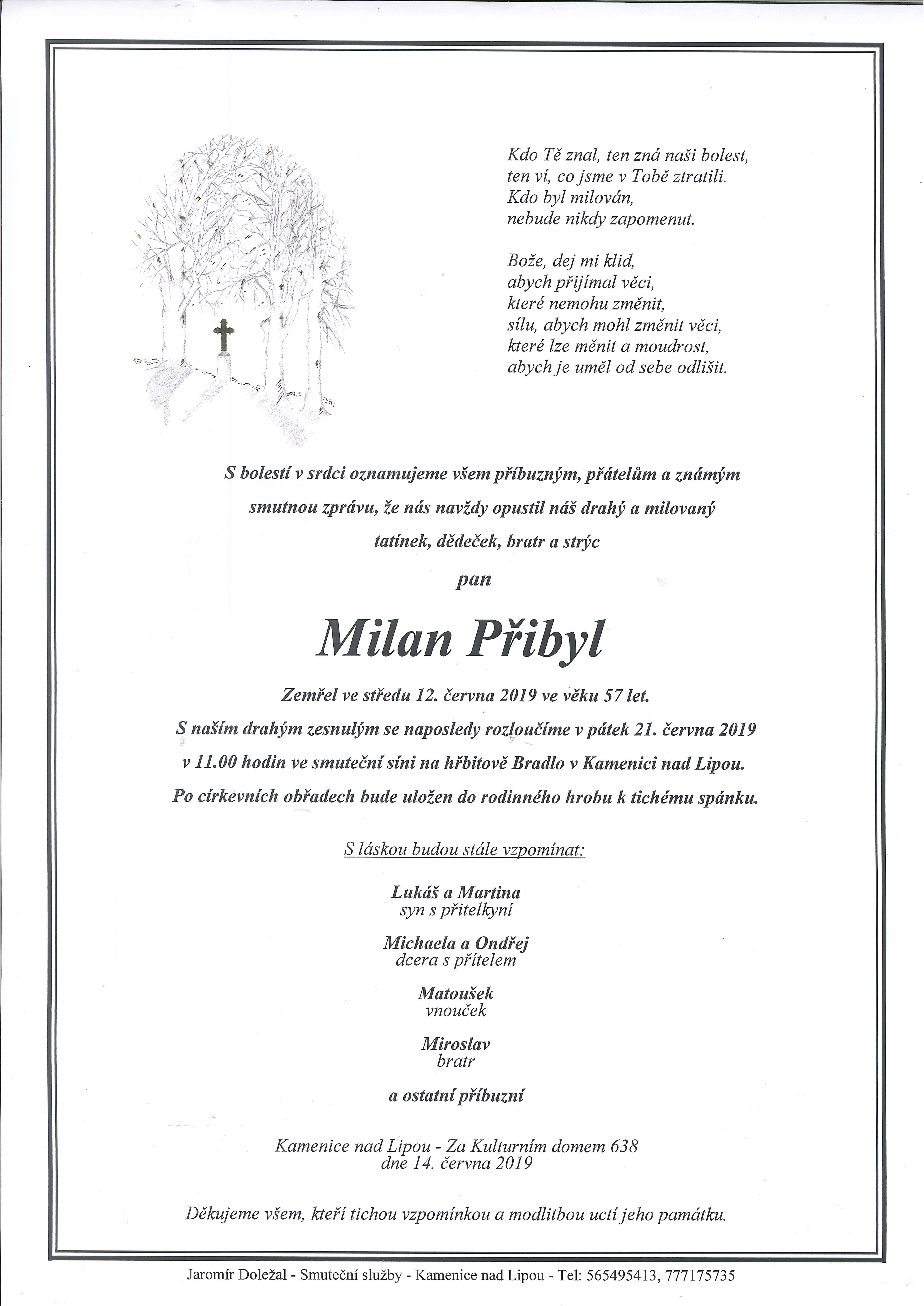 Milan Přibyl