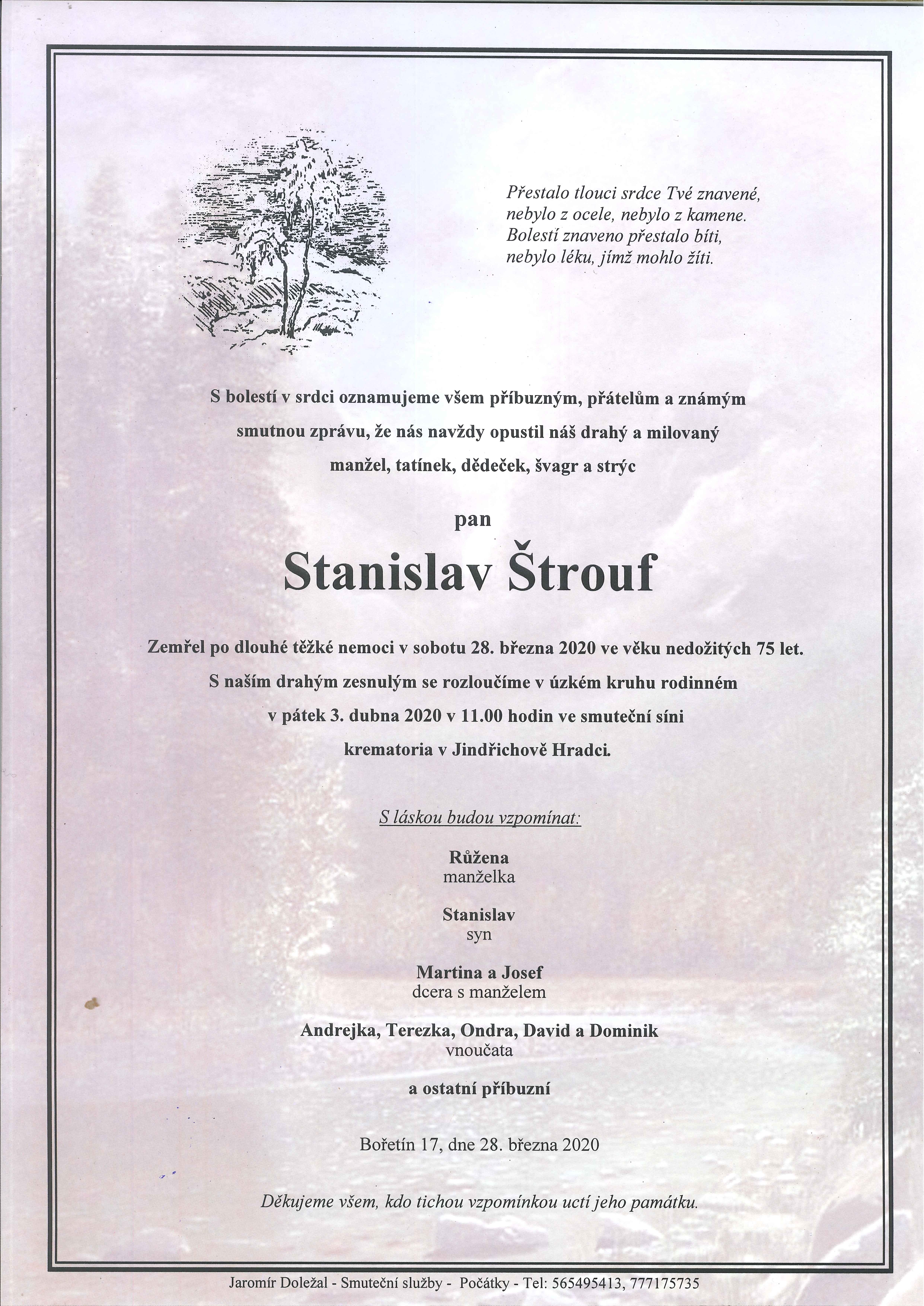 Stanislav Štrouf