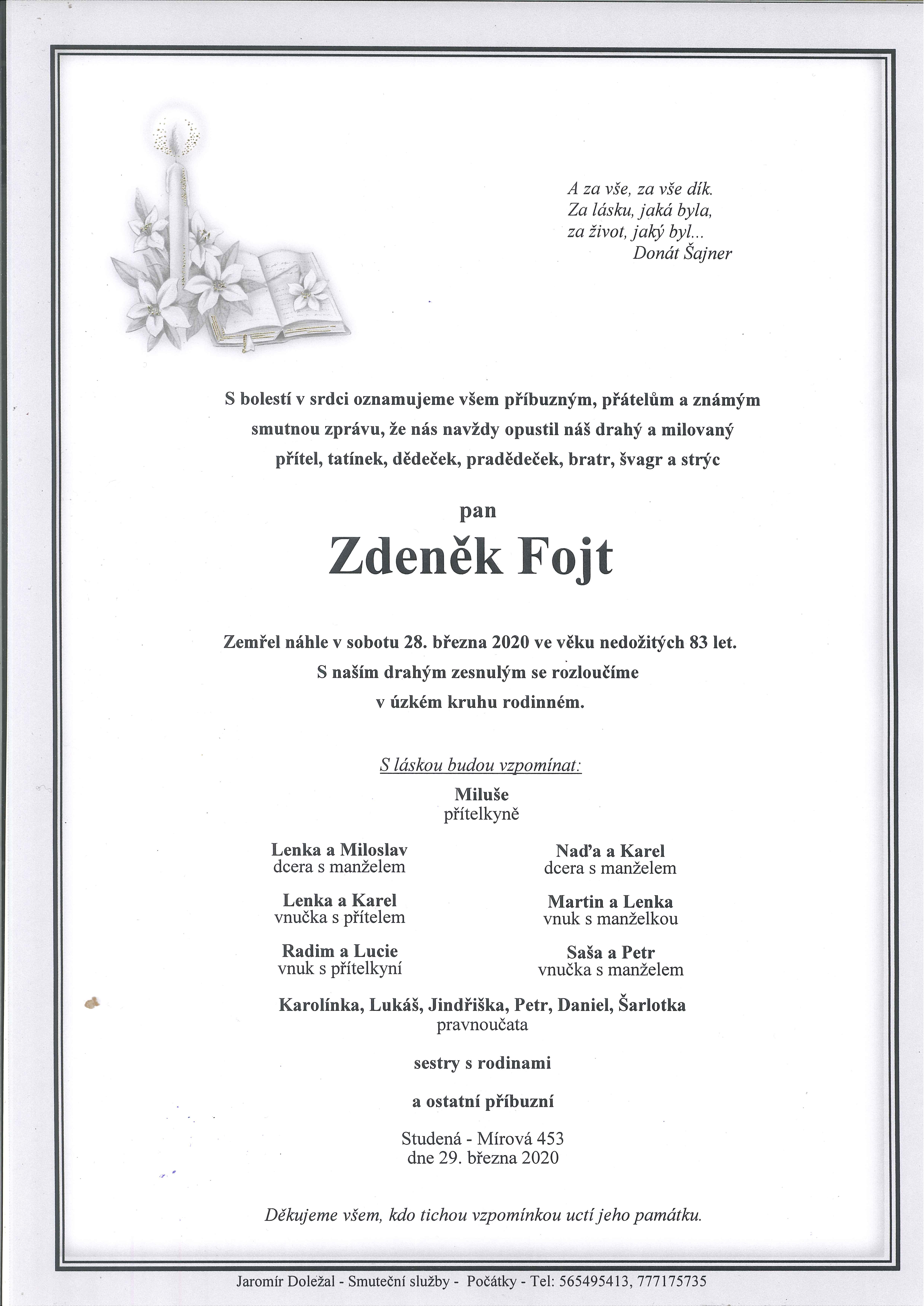 Zdeněk Fojt