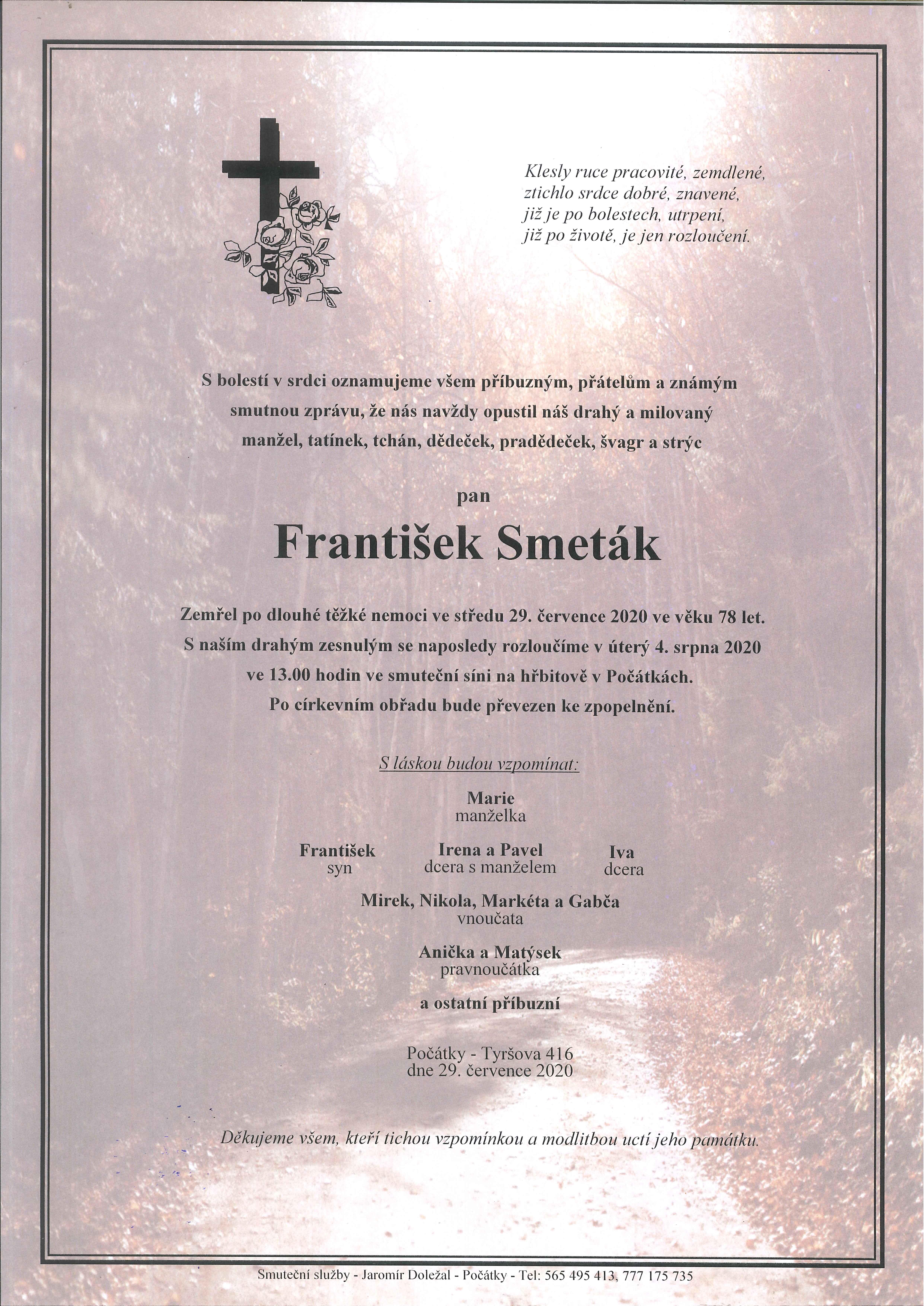 František Smeták