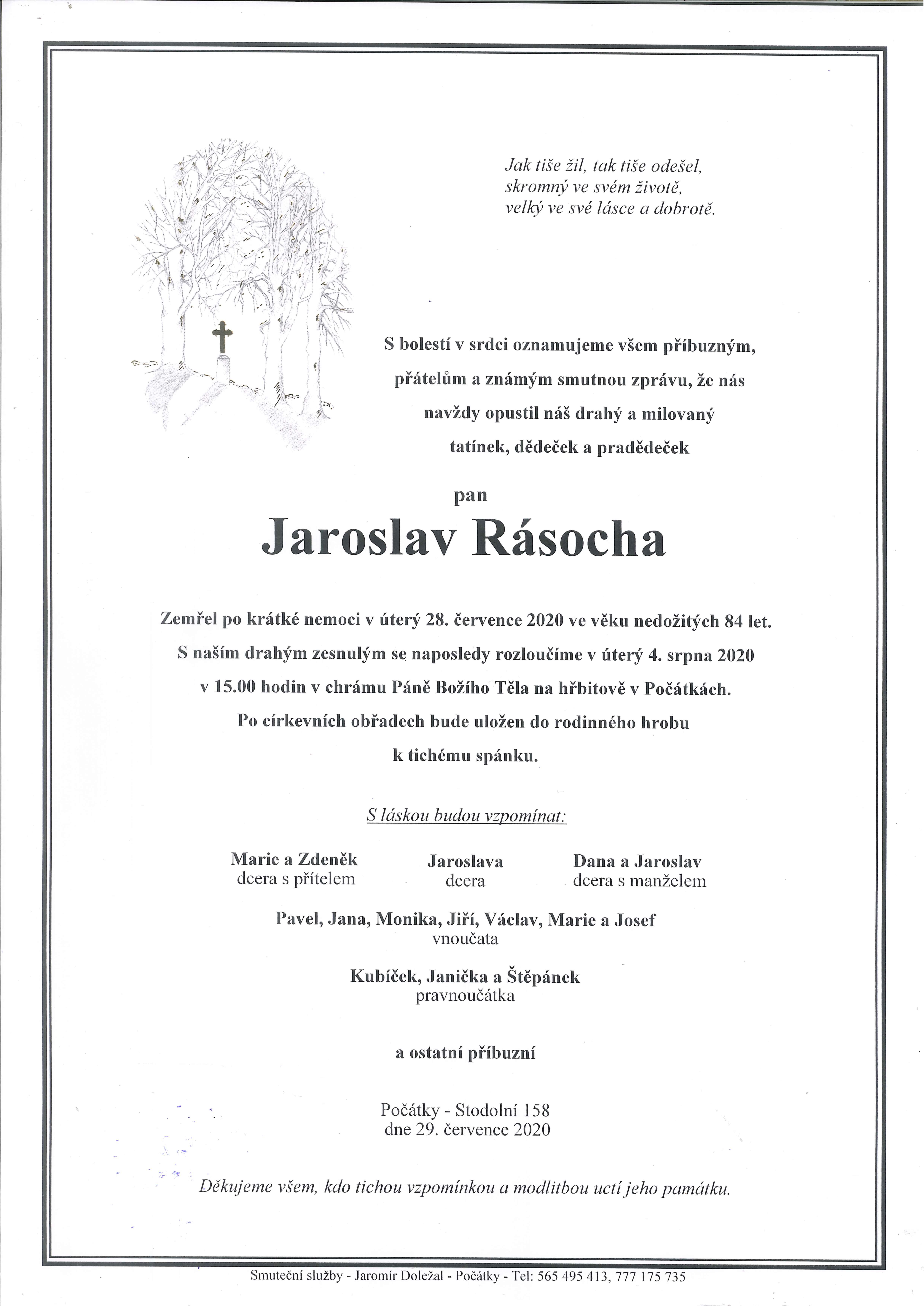 Jaroslav Rásocha