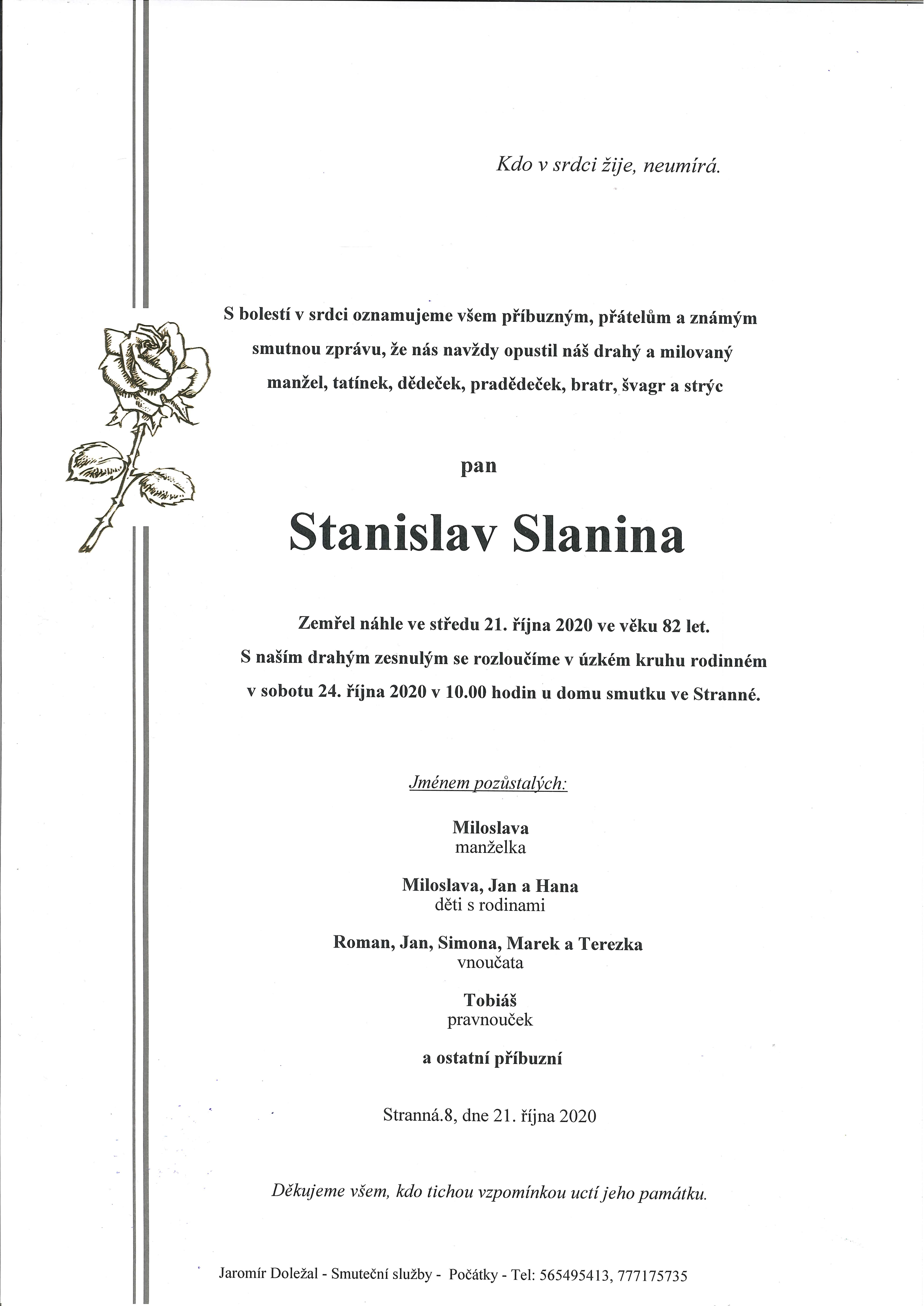 Stanislav Slanina