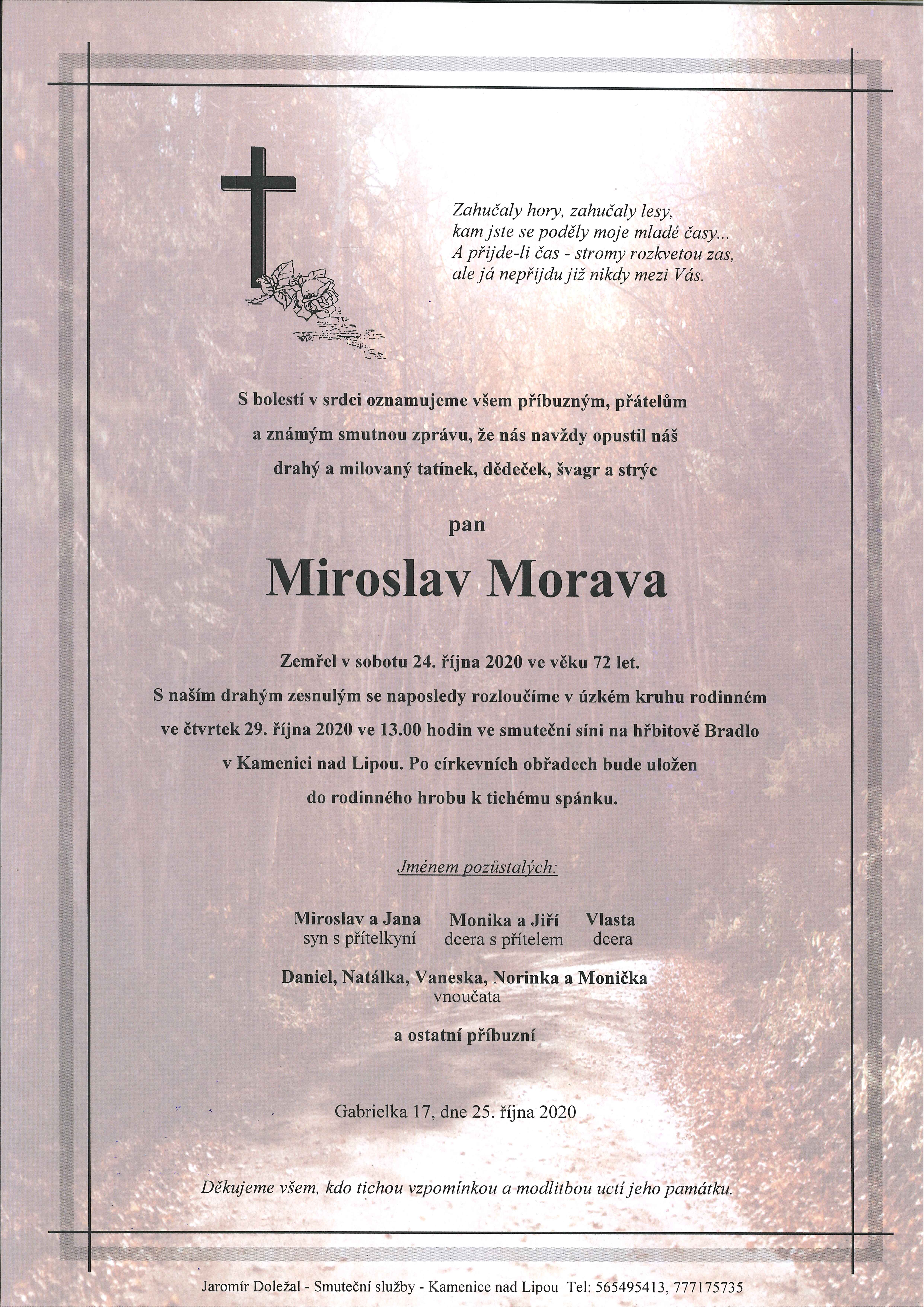 Miroslav Morava