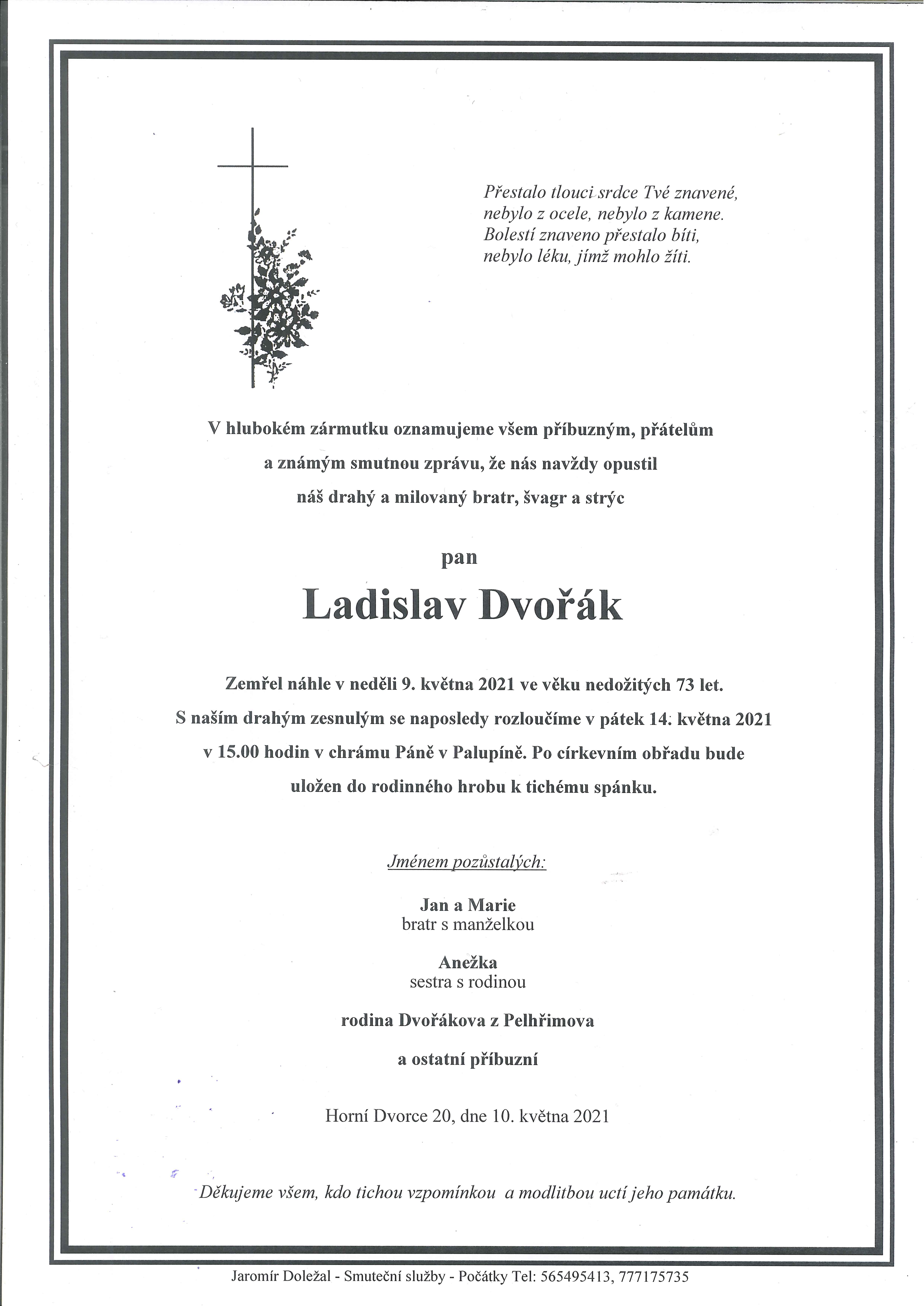 Ladislav Dvořák